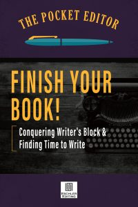 Finish Your Book! from Eschler Editing