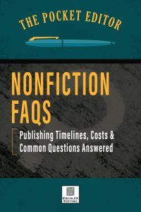Nonfiction FAQs from Eschler Editing