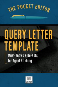 Query Letter Template from Eschler Editing